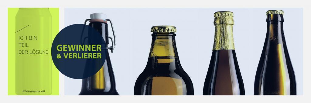 Verpackung Getränke